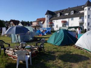 Öffnungszeiten Zeltstadt Camp Moria1 @ Camp Moria1