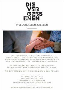 Ausstellung: Pflegen,Leben Sterben @ Ausstellung Pflegen,Leben Sterben